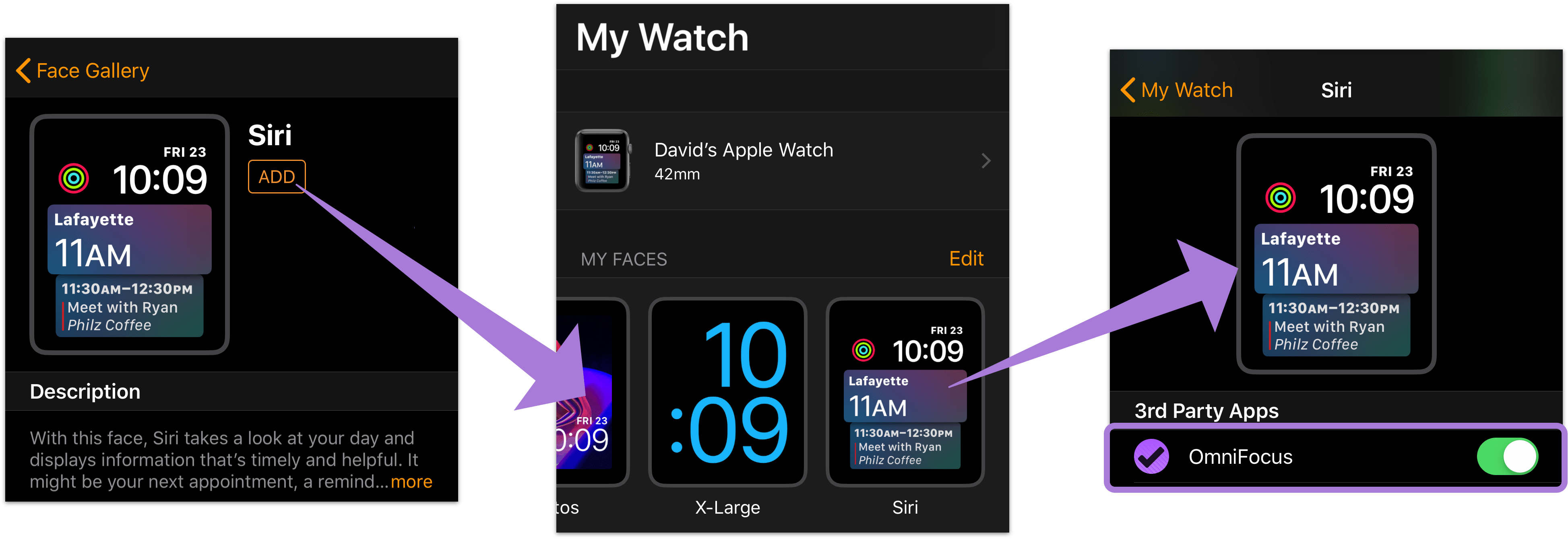 Using Siri Shortcuts with OmniFocus - Support - The Omni Group