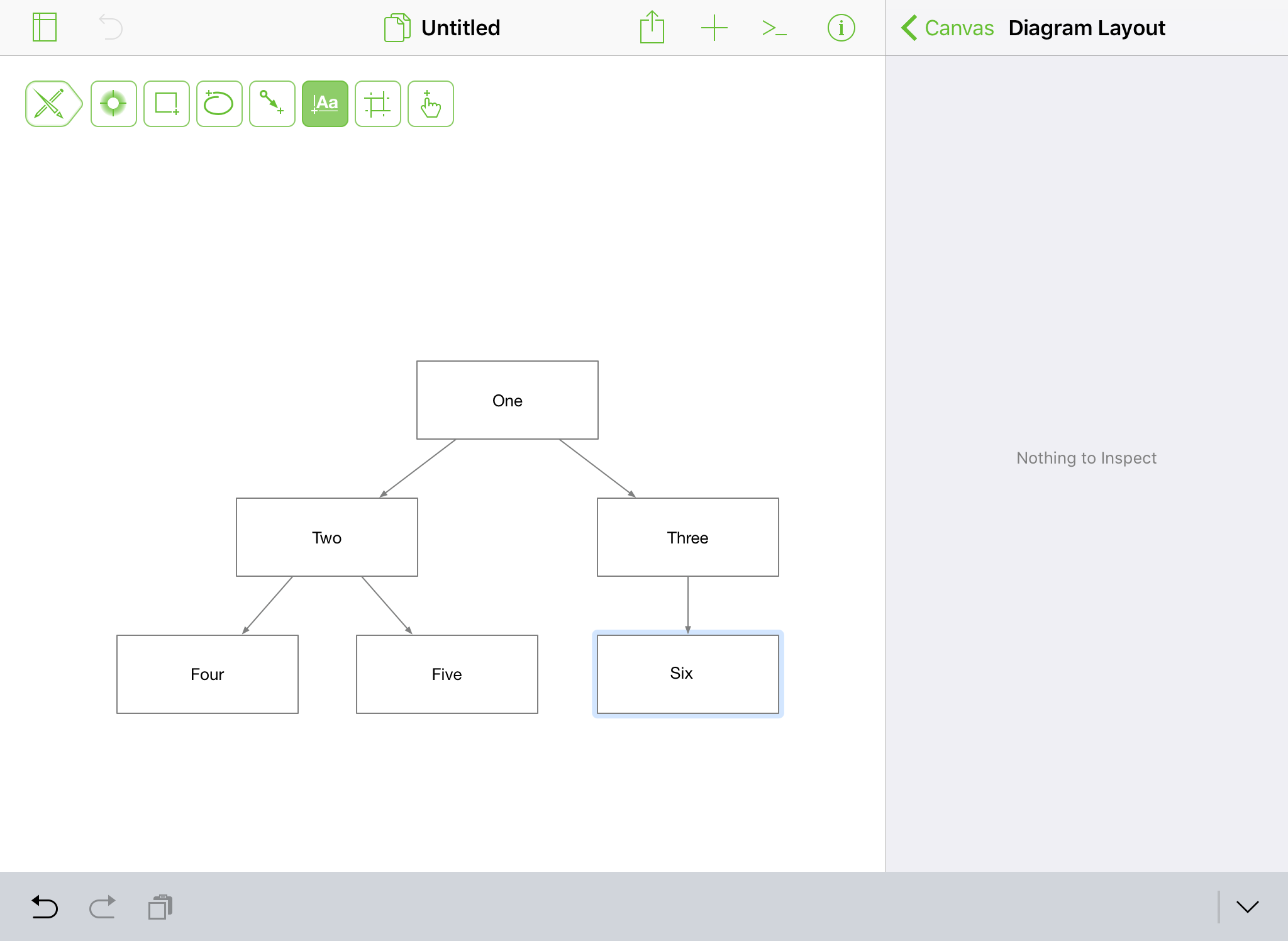 Create a Hierarchical diagram - Support - The Omni Group on