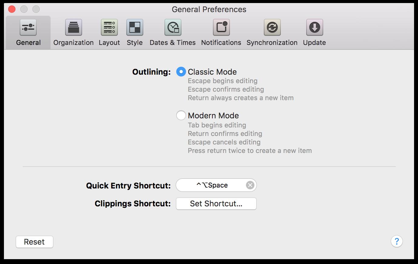 Manually upgrade mac os