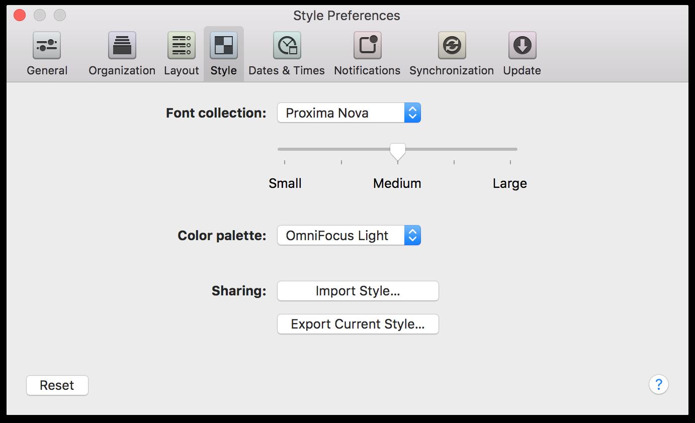 OmniFocus 2 for Mac User Manual - The Omni Group