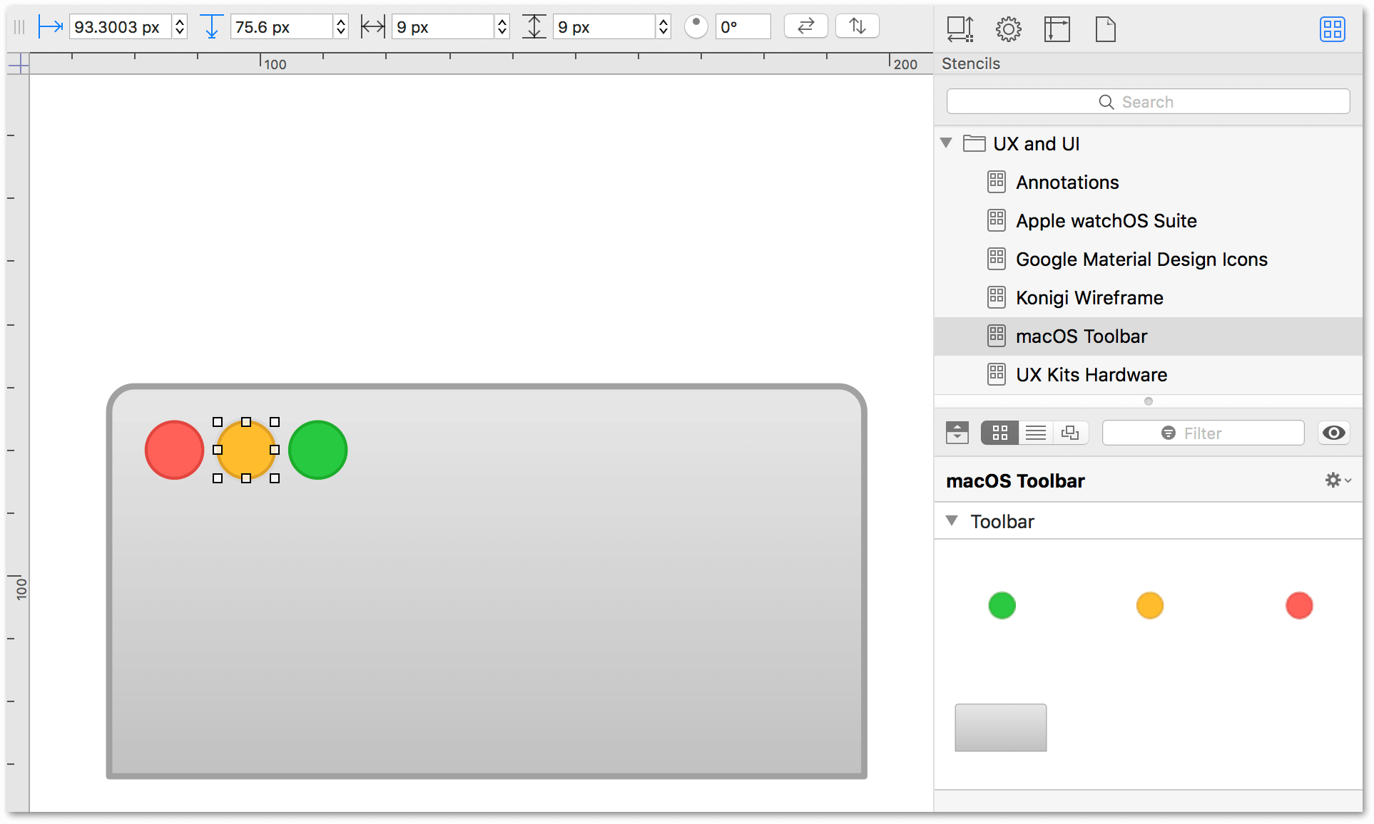 OmniGraffle 7 6 Reference Manual for macOS - Using, Curating
