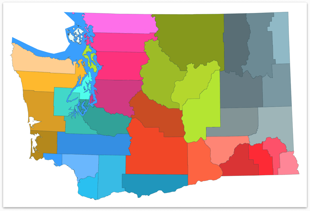 An SVG file that shows the counties in Washington State