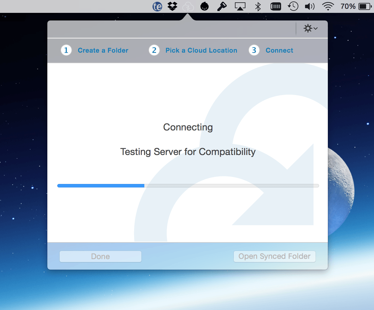 OmniOutliner 4 5 for Mac User Manual - Getting Synced with