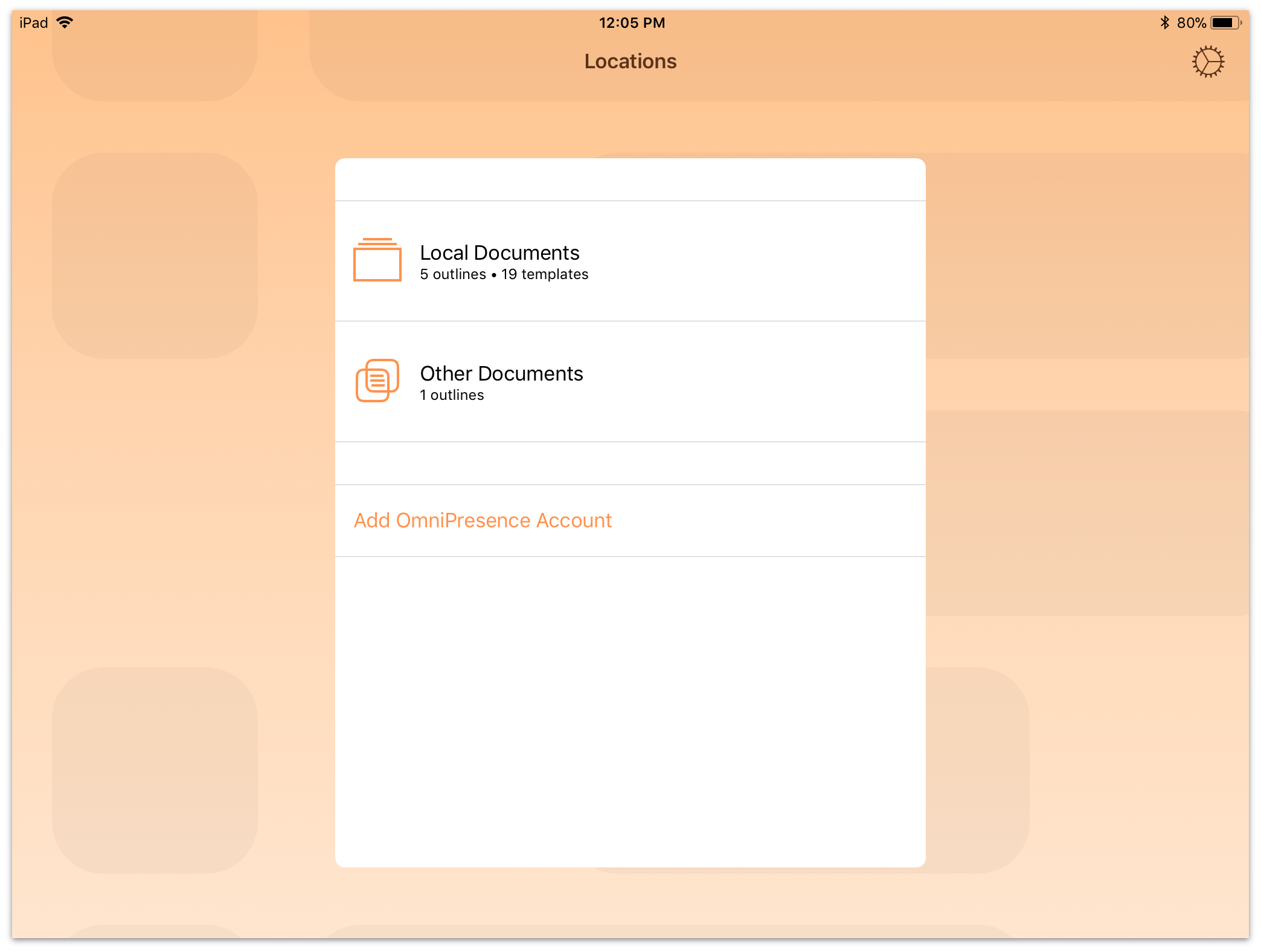 OmniOutliner 2 11 for iOS User Manual - Working in the Cloud