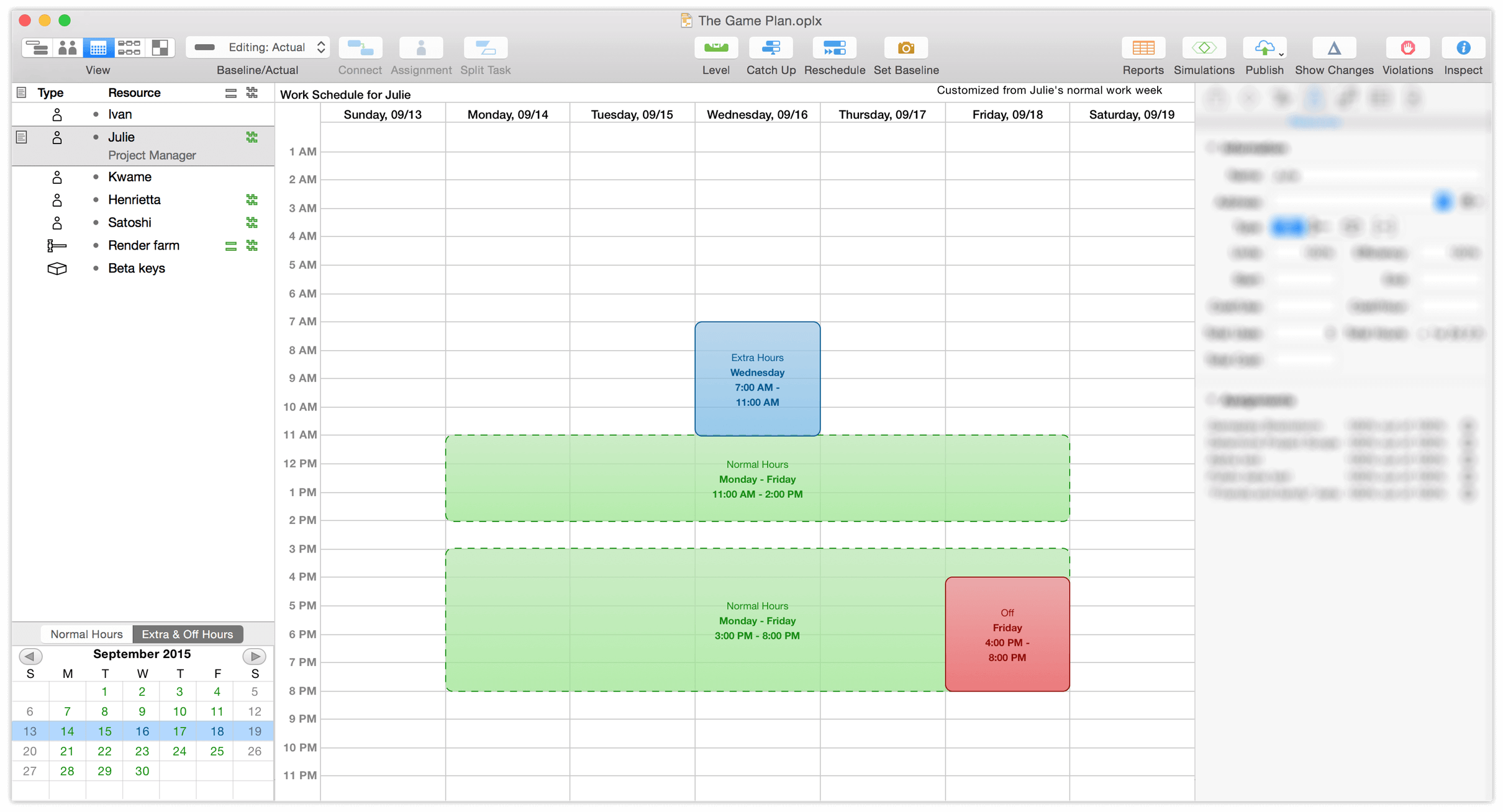 microsoft project calendars into anysearch co