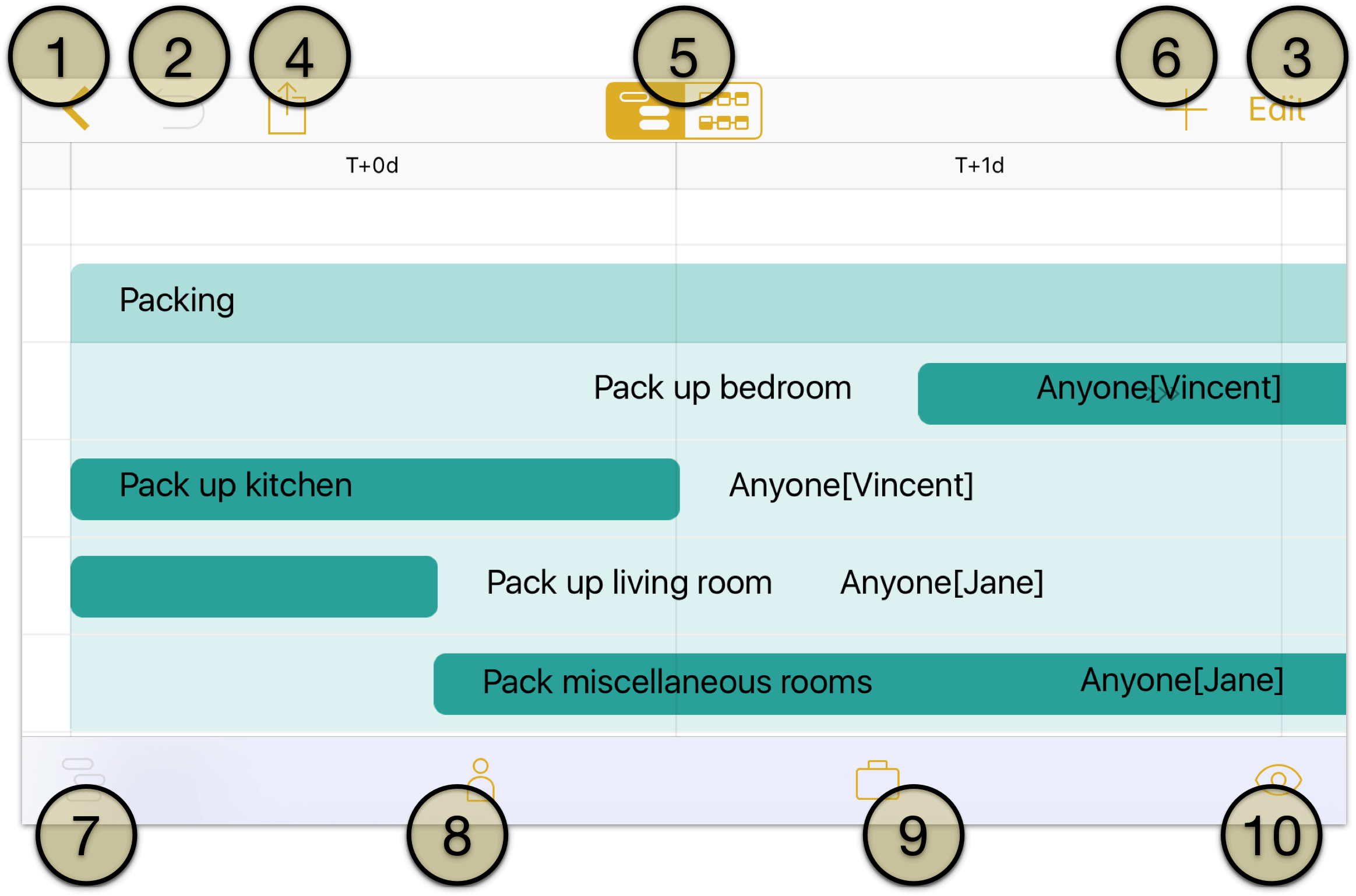 OmniPlan 3 for iOS User Manual - The Omni Group