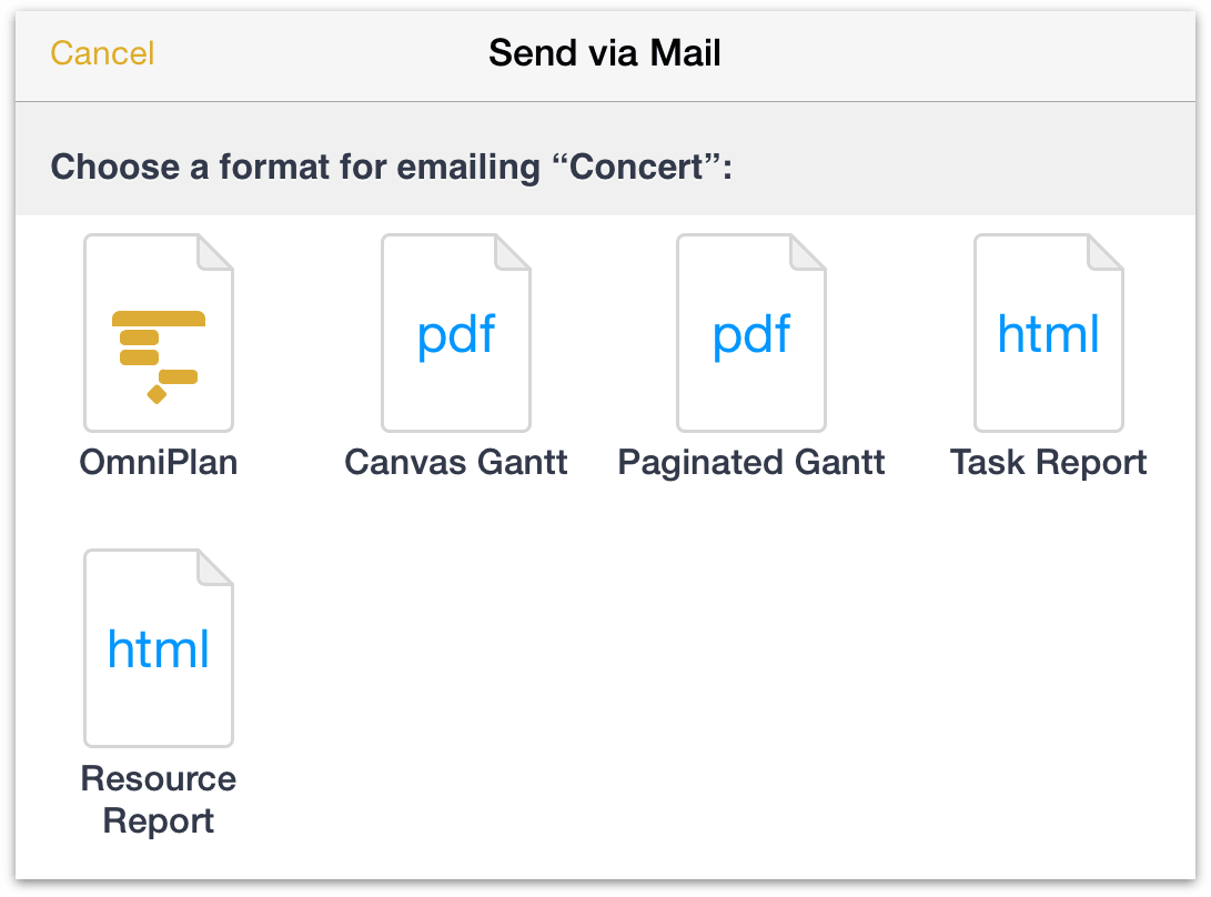how to send mp4 files via email