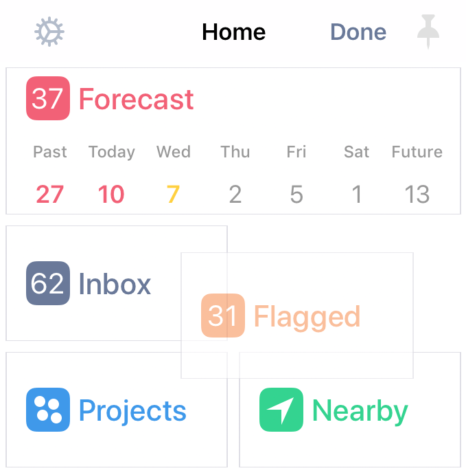 OmniFocus for Apple Watch